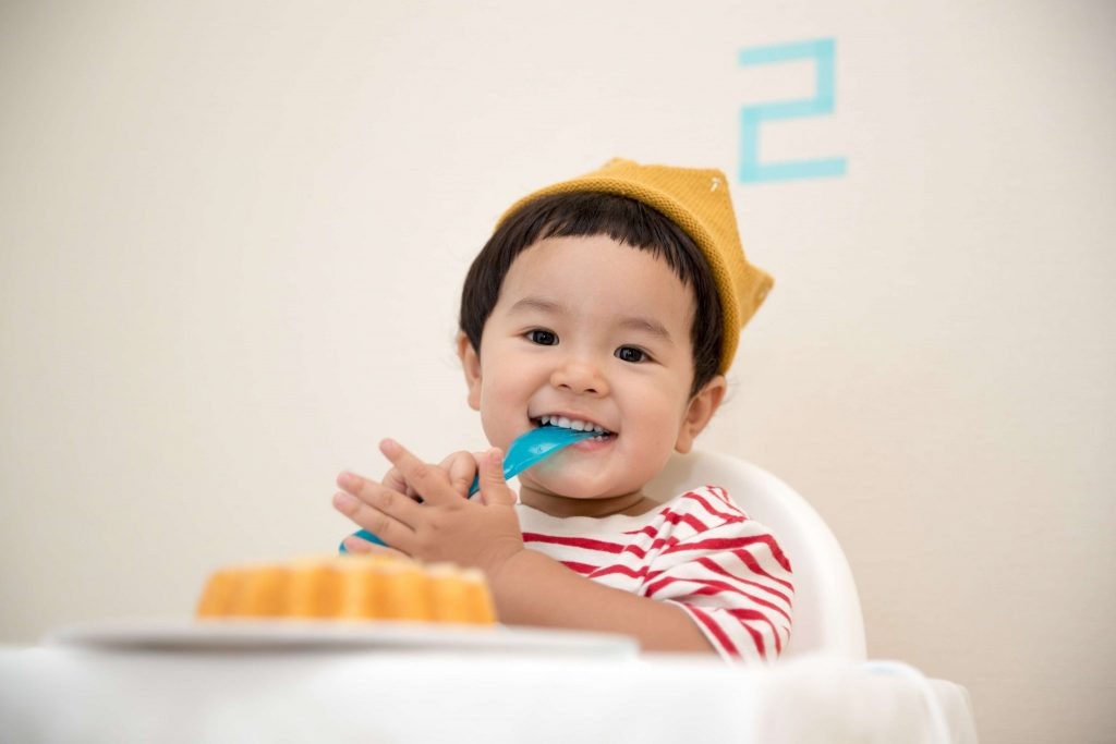 Nutrition for 2 year old children