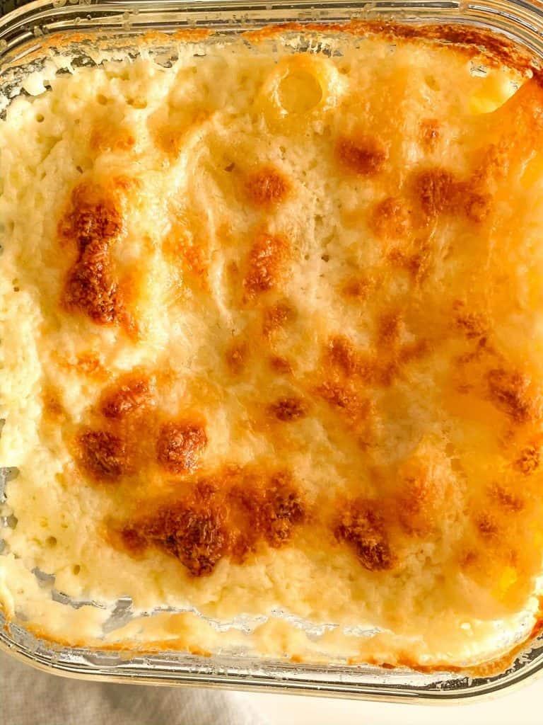 cauliflower mac and cheese vegetarian meals