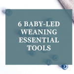 Baby-led weaning essential tools cover photo